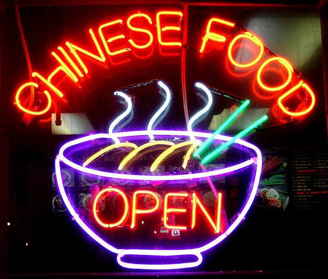 Chinese Food Avenue Y