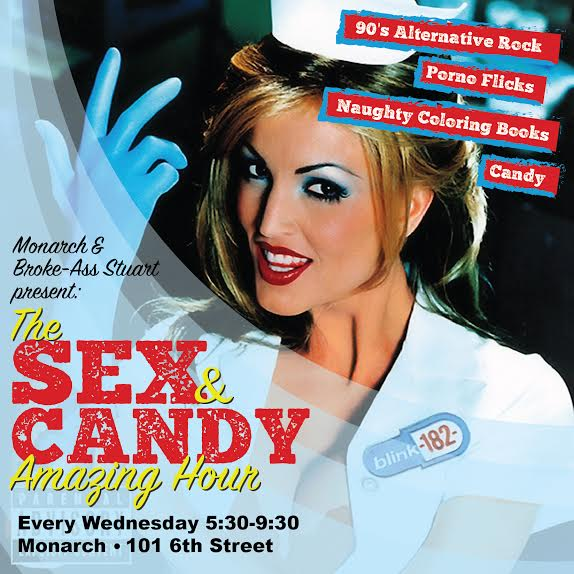sex and candy