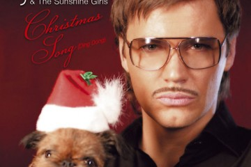 Gunther--christmas--song--ding--dong--album--cover