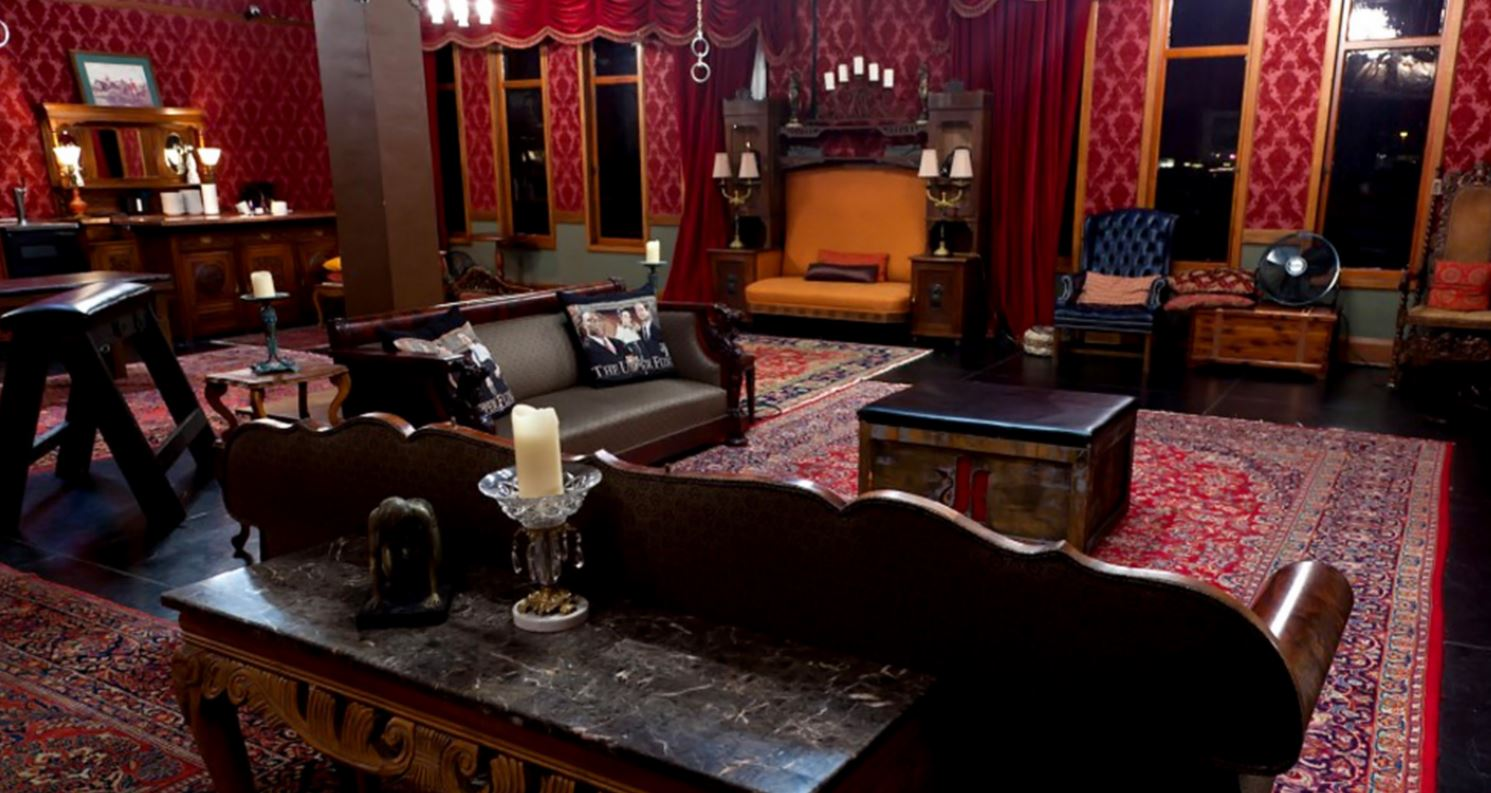 the lounge at kink 2