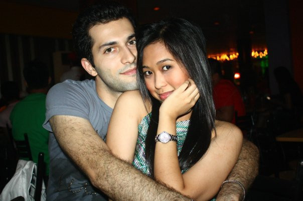 Asian gril dating white guys