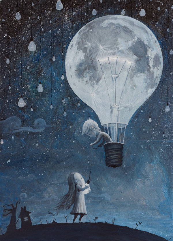 """""""He Gave Me The Brightest Star"""" Adrian Borda"""