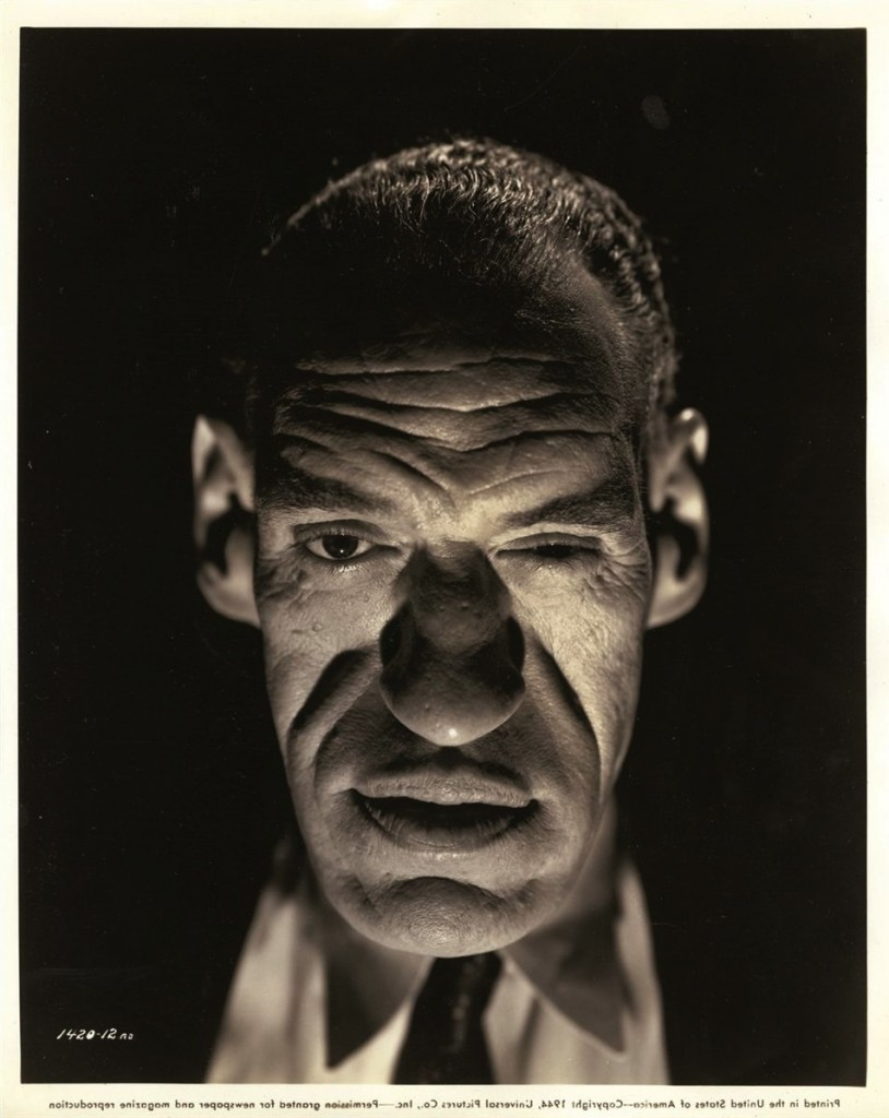 Rondo Hatton on screen.