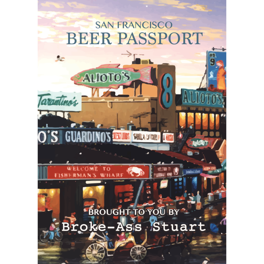 sf beer passport
