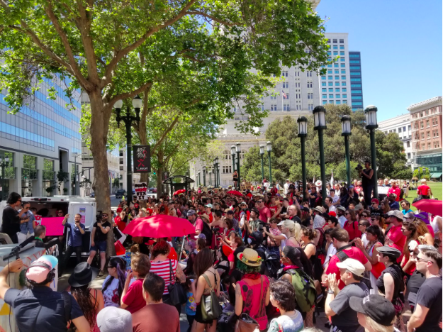 Bay area sex workers organization