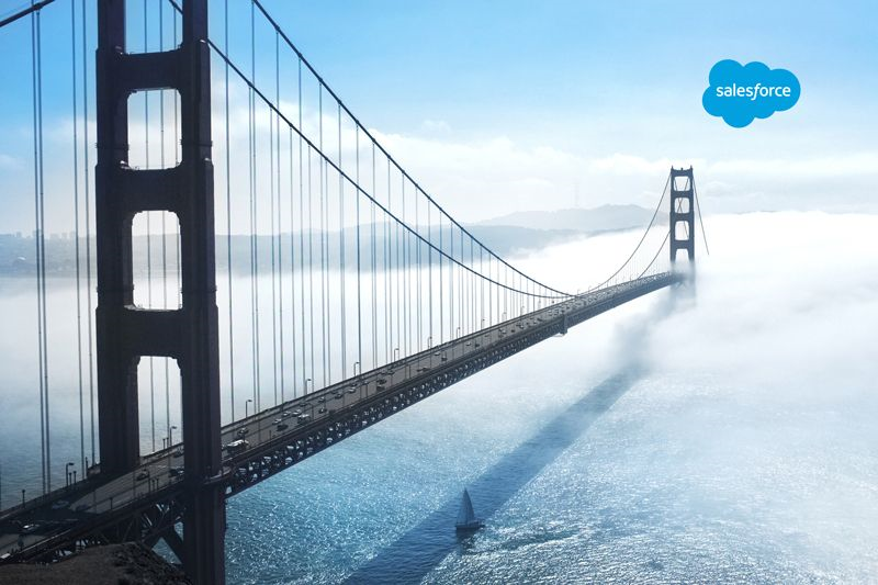 5c7019597e196 Every September downtown San Francisco is completely overrun by  Salesforce s giant Dreamforce conference. Thousands of people come from  around the world to ...